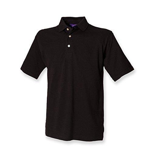 HenburyDamen  Polo ShirtPoloshirt Schwarz - Schwarz