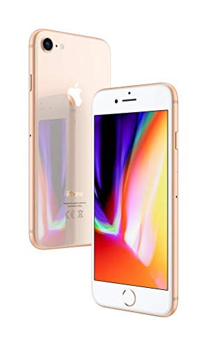 Apple iPhone 8 - Smartphone de 4.7' (64 GB), Color Oro