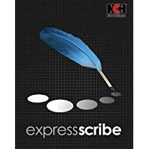 Express Scribe Software Pro Transcription Software (CD-ROM)