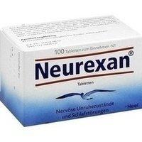 100 Heilmittel (Neurexan Tabletten, 100 St.)