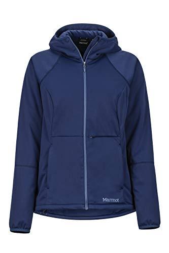 Marmot Damen Wm's Zenyatta Softshelljacke Funktions Outdoor Jacke, Wasserabweisend, Arctic Navy, S -