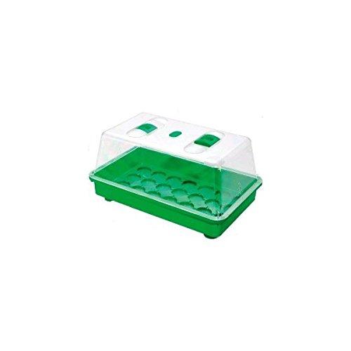 Mini Serra In Plastica Rigida Ventilata 38x24x19cm