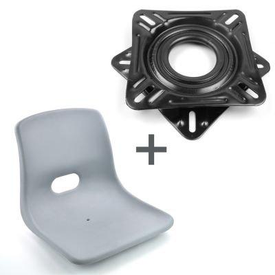 Bootssitz + Sitzkonsole