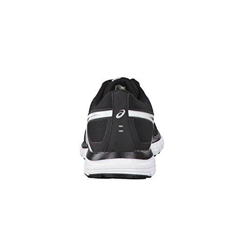 Asics Gel-zaraca 4, Chaussures de Running Entrainement Homme Noir (Black)