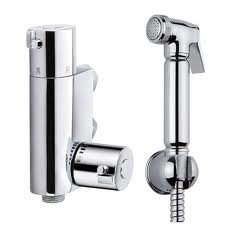 31kYYHca9GL - BEST BUY #1 Thermostatic Muslim Shataff Bidet Douche Shower Toilet Spray Chromed Brass Kit Head by E-PLUMB Reviews and price compare uk