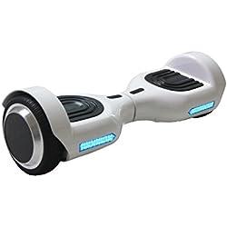 REVOE Hoverboard Patinete Eléctrico - Blanco