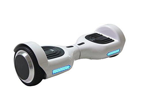 REVOE Hoverboard Elettrico con Certificazione UL 2272, Bianco