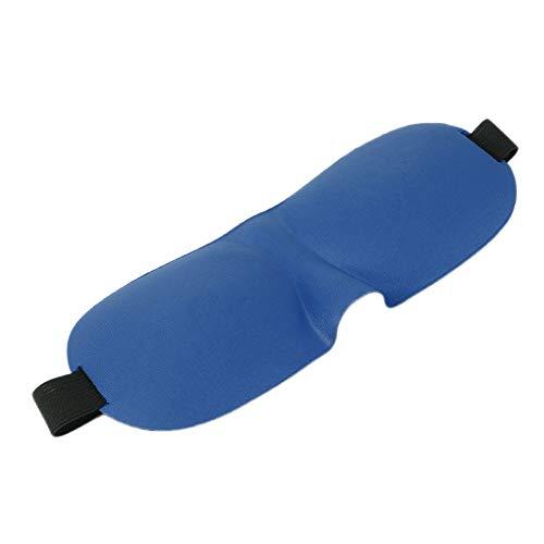 Neue Verkauf 3d Reise Schlafhilfe Relax Maske Schatten Augenbinde schwarz, Männer und Frauen Schlafmasken, mit Anti-Rutsch verstellbare Reise/Nap Gürtel B