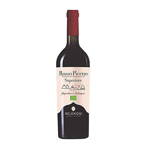 Vino Rosso Piceno Superiore DOC Biologico Velenosi (1 bottiglia 75 cl)