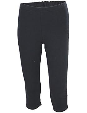 TupTam Mädchen Leggings 3/4 Kurz Baumwolle Blickdicht Leggins Kinder Caprihose Stoffhose