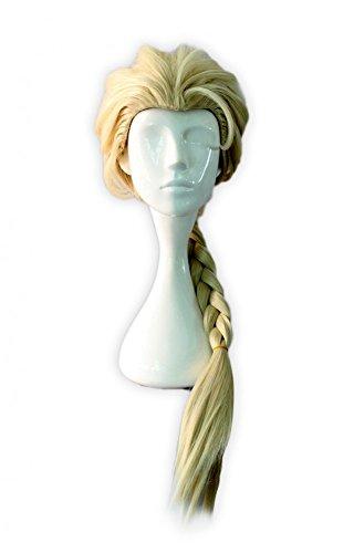 Frozen Elsa - Perücke für Damen - -