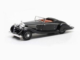 hispano-suiza-k6-descapotable-brandone-1935-resina-coche-de-modelo
