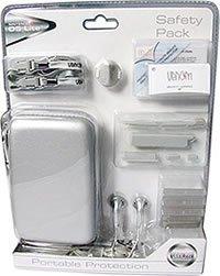 Safety Pack - Silber für NDS Lite DSi