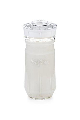 Kefirko - El set ideal para hacer kéfir de leche o kéfir de agua en casa (1.4L)