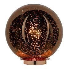 dar-lighting-spe4064-speckle-table-lamp-speckled-copper-glass-ball