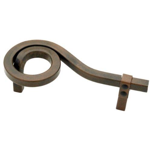 Liberty 65175ri 3-1/2Zoll C-C Eisen Craft Swirl Pull - Eisen-swirl
