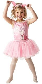 Piglet Ballerina Kostüm für Kinder Karneval Verkleidung Infant