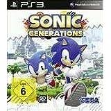 Sonic Generations PS-3 [Importación alemana]