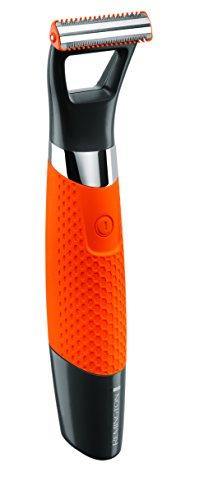 Remington MB050 DuraBlade Rasierer (0,2 mm) / Bartschneider für Männer / Lithiumbetrieben und 100% wasserfest / Kein Austausch der Edelstahlklingen notwendig