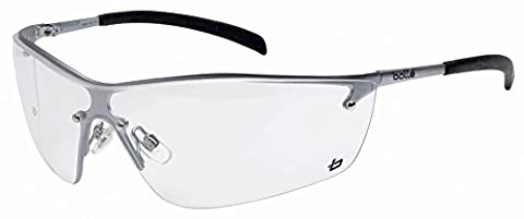 Bolle SILPSI Silium Safety Glasses - Clear