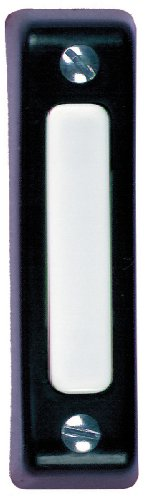 heath-zenith-sl-900-02-wired-door-chime-push-button-black-with-white-center-bar-by-heath-zenith