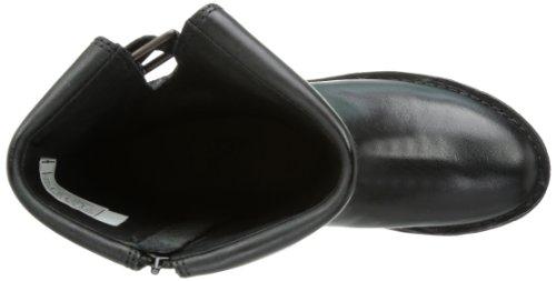 UGG W Conor Studs, Stivali da motociclista donna nero (Noir - Schwarz (BLACK))