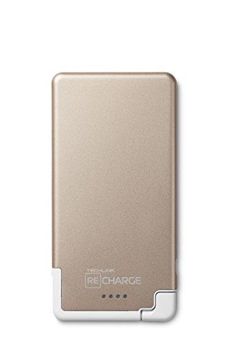 techlink-recharge-3000-ultrathin-lightning-charger-gold-white