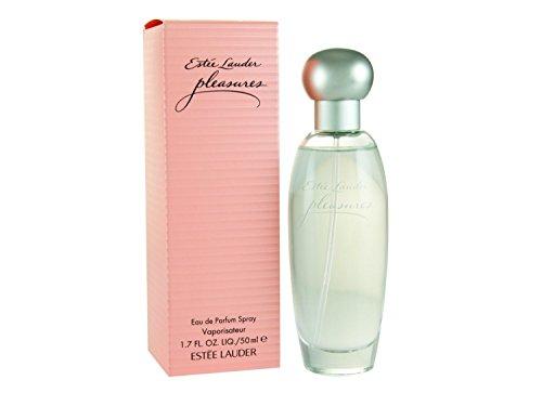 Estée Lauder Pleasures femme/ woman, Eau de Parfum, Vaporisateur/ Spray, 50 ml