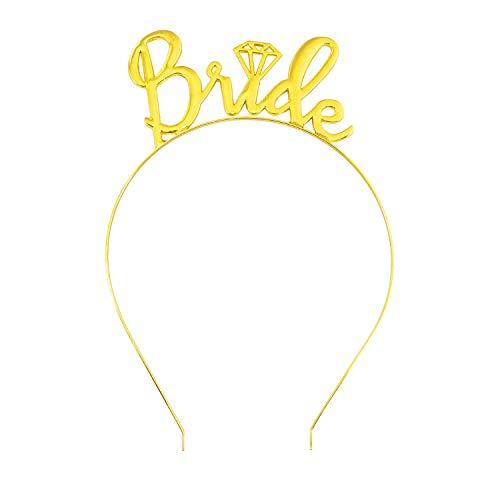 Bride to be Krone Junggesellenabschied Schleier Haarschmuck Braut Hochzeit Braut Accessoires JGA Feier Frauen