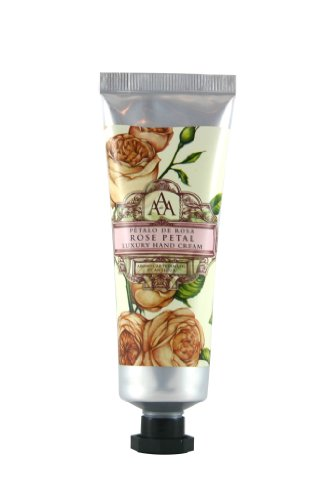 Aromas Artesanales De Antigua Floral Rose Petal Luxury Hand Cream 60ml