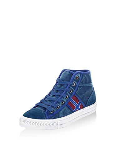 Nebulus Donna York Sneakers stringate Blu