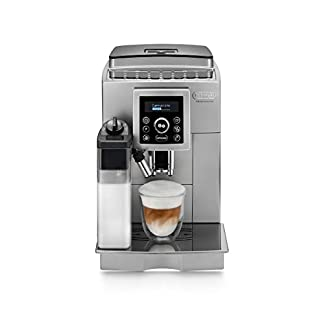 DeLonghi-23460SB-Kaffeevollautomat-ECAM23460S-silber