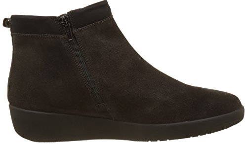 Stonefly Damen Paseo Iv 5 Velour Chelsea Boots Brown