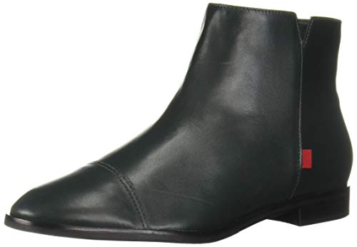 MARC JOSEPH NEW YORK Damen Womens Leather Made in Brazil Soho Bootie Stiefelette, Fast Green Nappa, 40 EU
