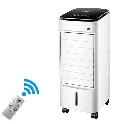 Preisvergleich Produktbild LAXF-Ventilatoren Fan Cold Wind Maschine Klimaanlage Fan für Wohnzimmer Schlafzimmer Büro Befeuchtung Energiesparende Single Kalten Typ Mini 65 Watt