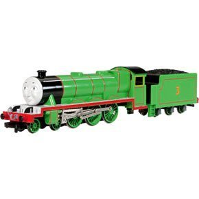 Bachmann Trains Thomas And Friends - Henry The Green Engine With Moving Eyes by Bachmann Industries Inc. TOY (English Manual)