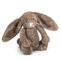 Image of Jellycat Bashful Pecan Bunny - Medium (31cm)