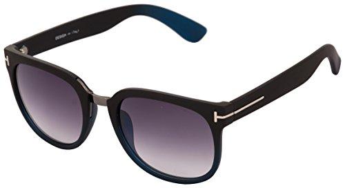 ADDON EYEWEAR brand UV Protected Unisex Wayfarer Sunglasses for men and women non polarized goggle 2017-(wayfarer lncn-7070-black |50 mm|stylish Black Lens)
