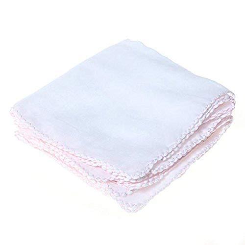 LANYUER 10 algodón limpiador facial muselina paño