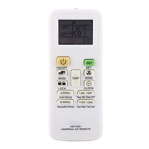 Tihebeyan Universal-Fernbedienung für Klimaanlage von Gree Midea LG - Element Electronics Lcd-tvs