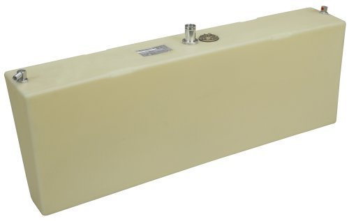 Moeller Marine Products Below Deck Permanent Fuel Tank with Port Side Withdraw (24 Gallon, 51 x 8.75 x 5.25 x 17.88 Zoll) by Products -