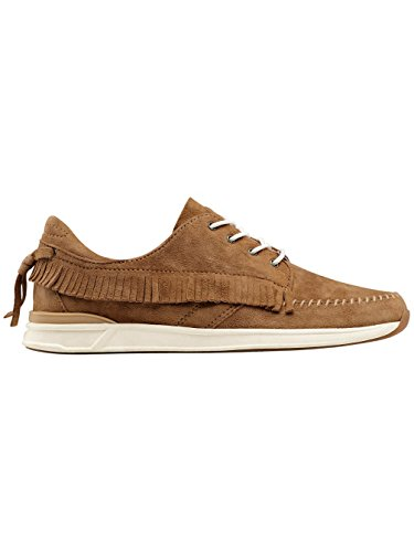 Reef Rover Low Fashion, Chaussures Femme Marron - Marrón (Tan)