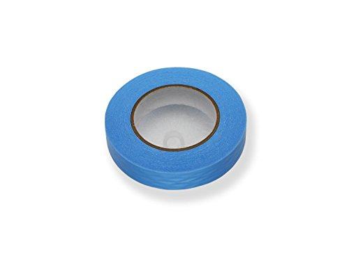 Créative Régie - Adhésif Permacel Papier bleu Mat 25mm x 55m