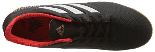 Da Uomo Ftwr 4 Rosso Nero nucleo Calcio Solare 18 Nero Scarpe Nel Tango Bianco Adidas Predator wE8xAHq7YW