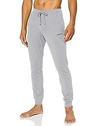 Emporio Armani Underwear Homewear-Thin Eagle Trousers Pantaloni Sportivi Uomo