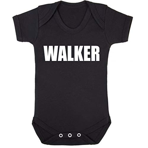 Cloud City 7 Walker Walking Dead Baby Grow Short Sleeve (The Walking Dead Maggie Kostüm)