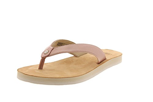 Ugg Chaussures Tawney Tongues Rose Femme