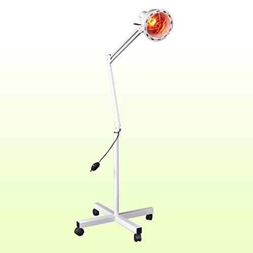 Infrarotlampe wärmelampe Infrarotstrahler rotlichtlampe waermelampe 275W Rotlicht Strahler Infrarotlichttherapie Speziallampen Infrarot Lampen