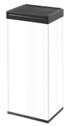 Hailo-0860-901-Poubelle-Big-Box-Touch-60-Blanc