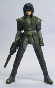 Ghost in the Shell: Stand Alone Complex: 2nd GIG Motoko Kusanagi in CG (Ninja costume ver.) (japan ()